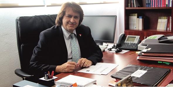 Agustín Espinosa Romero. Director provincial de Economía, Empresas y Empleo