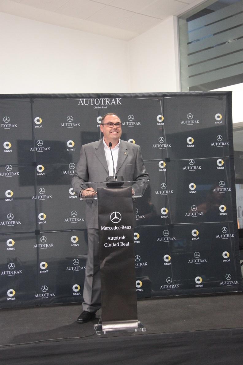 Autotrak, presentación del Mercedes GLC Coupé