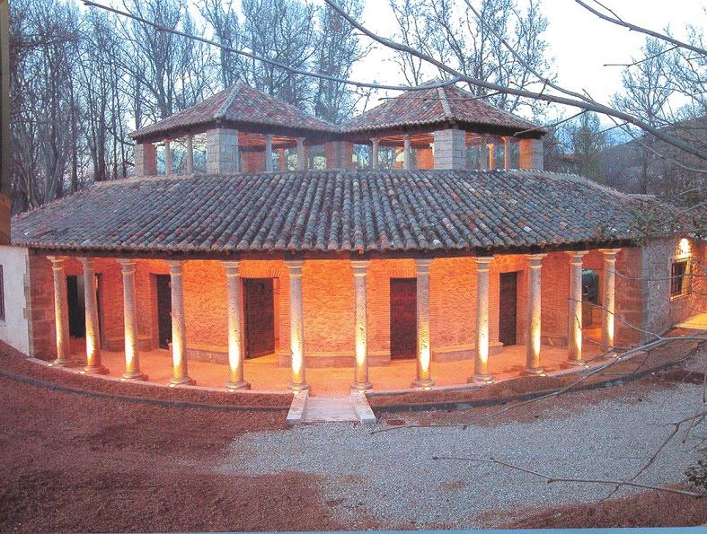 El edificio Baños del Peral reabrirá sus puertas en 2017 con nuevo proyecto museográfico