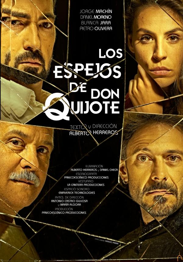La Casa de Cultura – Alhóndiga acoge 'Los espejos de Don Quijote' en el marco de los Encuentros con Cervantes