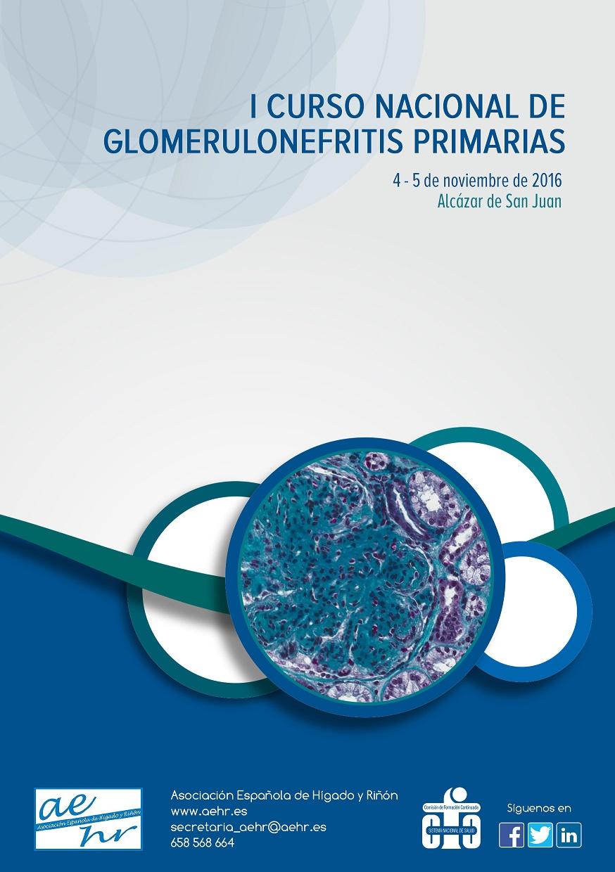 La Asociación Española de Hígado y Riñón organiza el I Curso Nacional de Glomerulonefritis Primarias en Alcázar