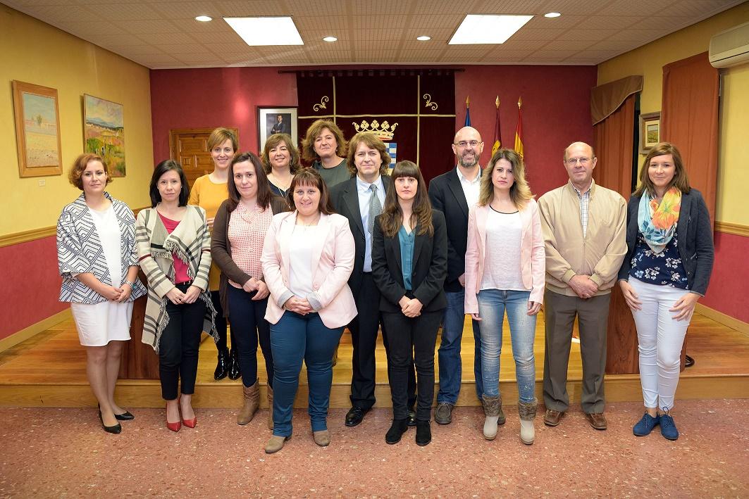 Siete mujeres finalizan el taller de empleo 'Agricultura Ecológica, gestión de la producción y comercialización on-line' en Argamasilla de Alba