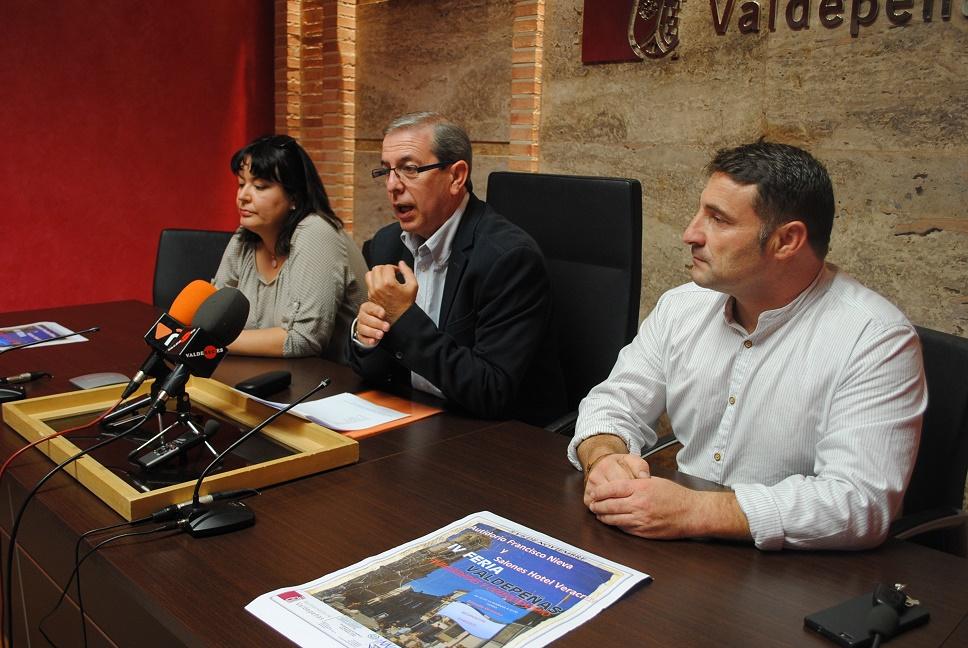 Valdepeñas celebrará su 'IV Feria de Antigüedades y Coleccionismo'