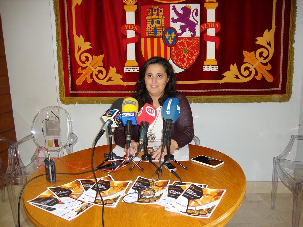 Presentación en Alcázar de las III Jornadas Vino y Bautismo Qervantino