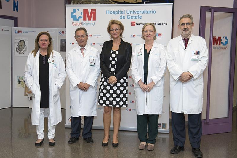 El Hospital Universitario de Getafe impulsa mejoras en los cuidados e investigación de Enfermería