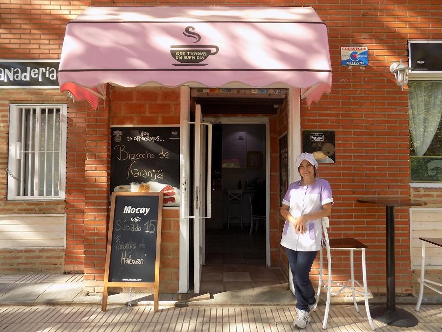 Cafetería – Panadería » Que tengas un buen día » de Getafe