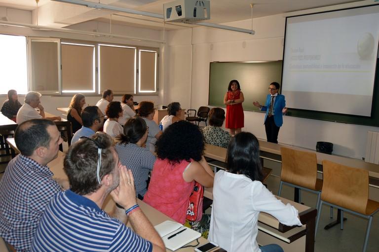 """Comienzan las sesiones formativas para los docentes implicados en el programa """"¡Nosotros Proponemos!"""""""