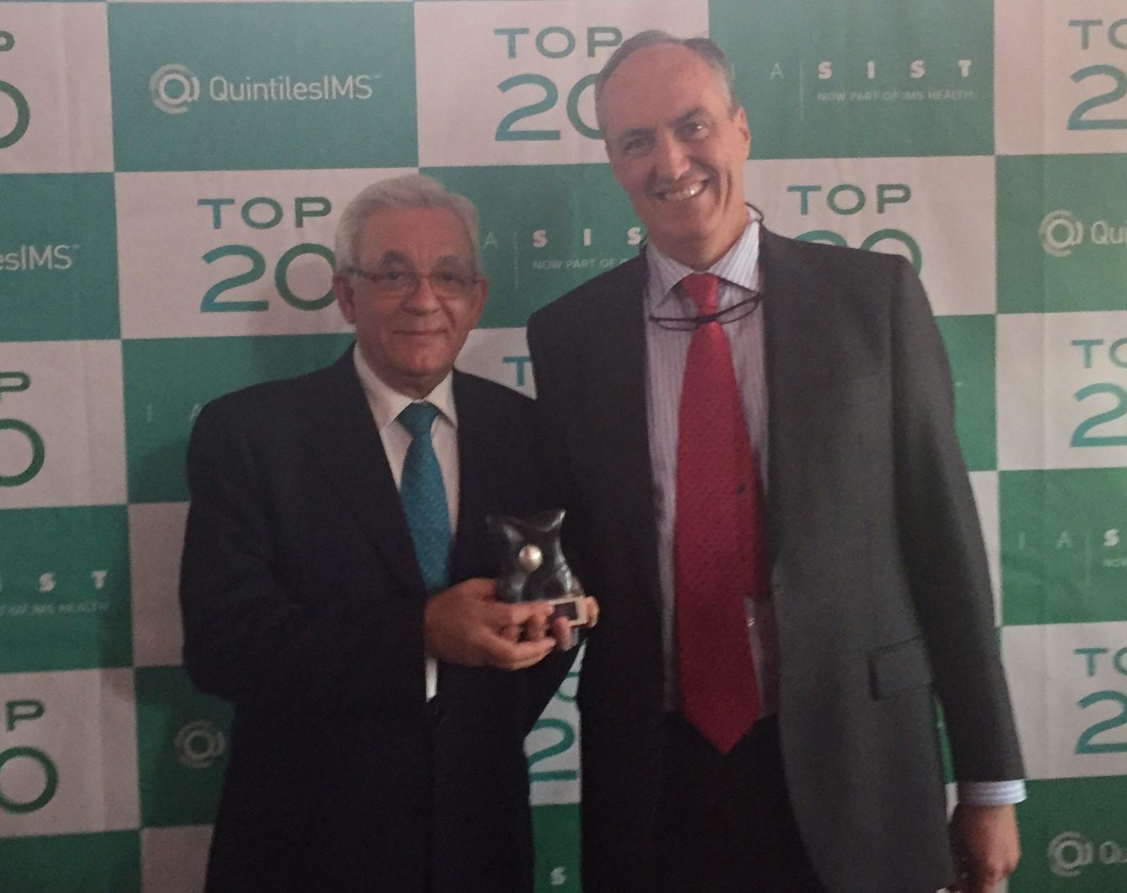 El Hospital Universitario de Getafe, Premio TOP 20 por la calidad de su gestión en el Área de Vía Urinaria y Riñón