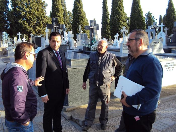 Las obras de ampliación del cementerio de Campo de Criptana se iniciarán pasadas las festividades del mes de noviembre