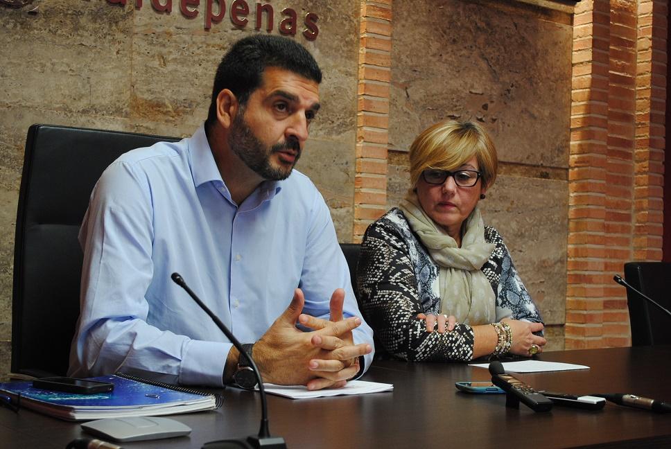 El Ayuntamiento de Valdepeñas hará accesible para personas con movilidad reducida la zona sur de Baños del Peral