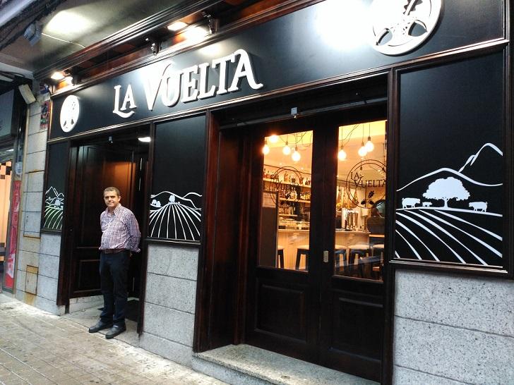 Bar La Vuelta abre nuevo establecimiento en la calle Tinte, de Ciudad Real