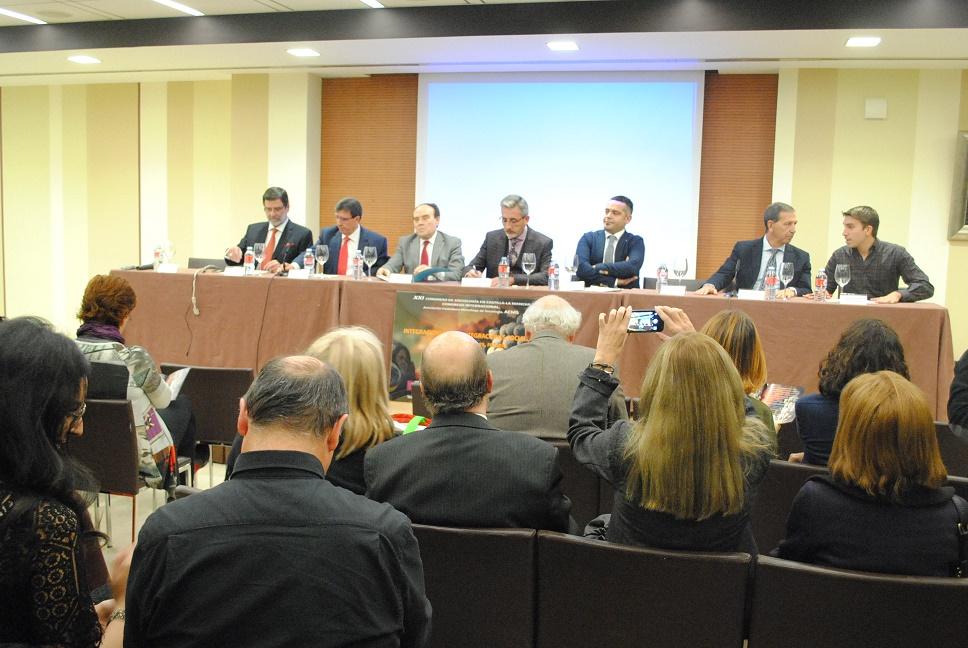 Jesús Martín inauguró el 'XXI Congreso Internacional de Sociología en Castilla-La Mancha'