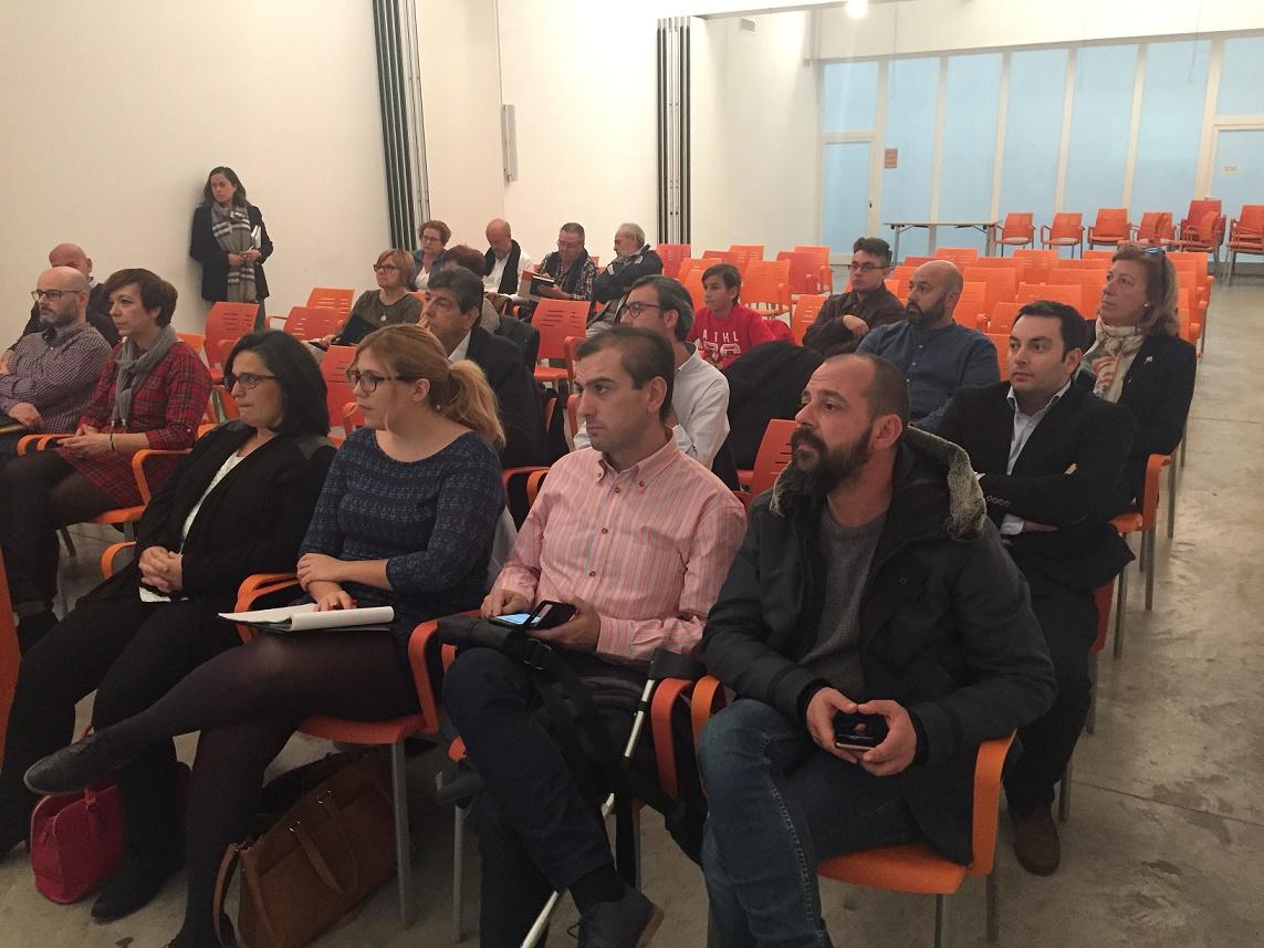 Estrategia de Desarrollo Urbano y avance de Presupuestos centraron el contenido del Consejo Vecinal de Alcázar
