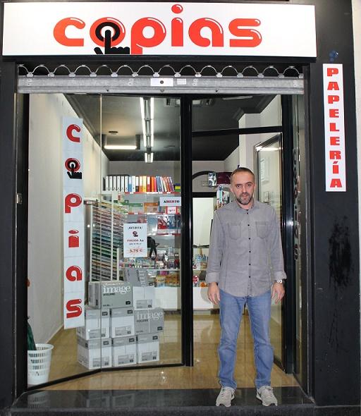 COPIAS, copistería – papelería abre sus puertas en Ciudad Real