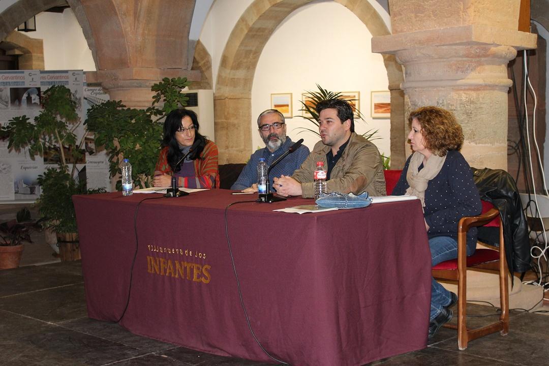 El Vicepresidente de la Diputación asiste a la presentación de la Universidad Popular de Villanueva de los Infantes