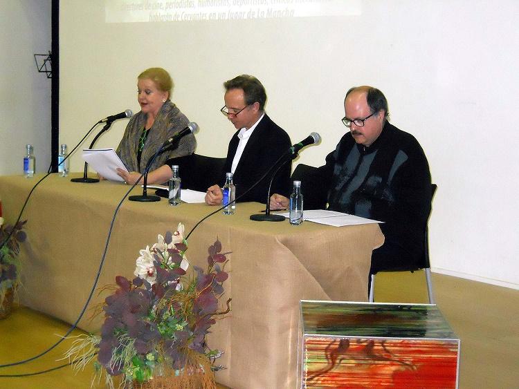 Dos meses de Encuentros con Cervantes finalizan esta semana con la cita de Manzanares