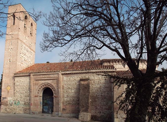 Ermita de Santa María la Antigua. Carabanchel, Madrid