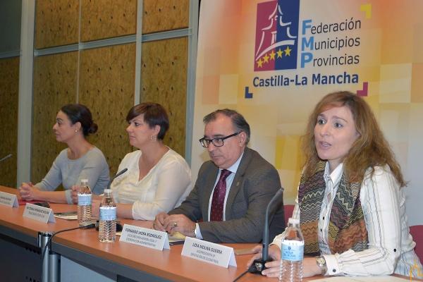 La FEMP y la Junta han celebrado en Ciudad Real una jornada de trabajo y formación