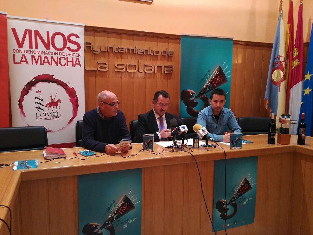 La XII Edición del Festival de Cine y Vino de La Solana ya calienta motores