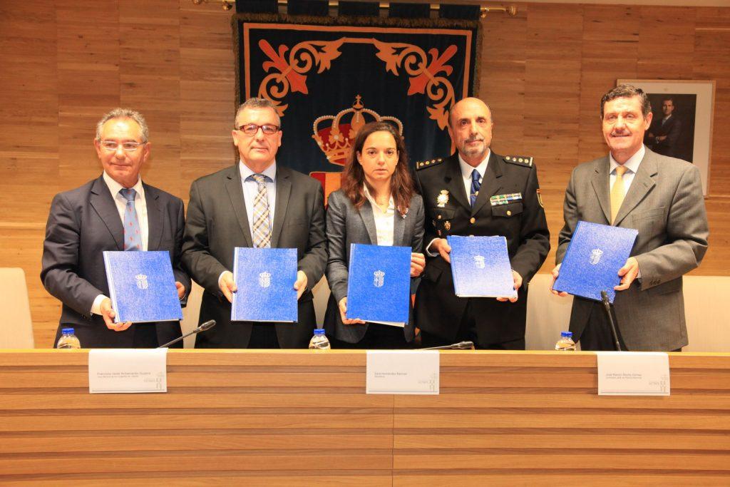 Getafe ciudad pionera en España con la firma de un Protocolo de Coordinación Interinstitucional Contra la Violencia de Género