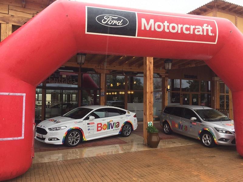 Ford Serramotor patrocinador del nuevo equipo de ciclismo continental «Bolivia te espera»