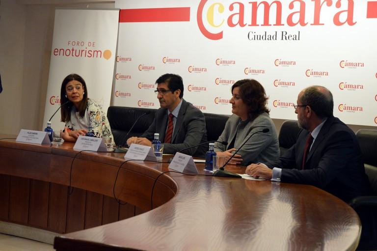 Ciudad Real acoge el I Foro del Enoturismo en busca de una estrategia que impulse el sector