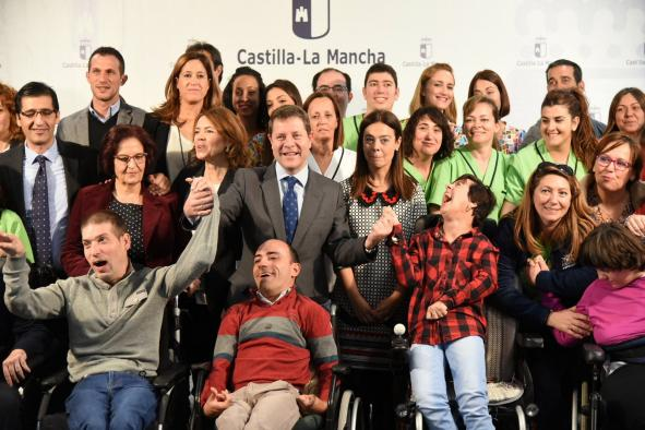 Castilla-La Mancha dispone desde hoy en Ciudad Real de la primera residencia de atención especializada para parálisis cerebral en la región