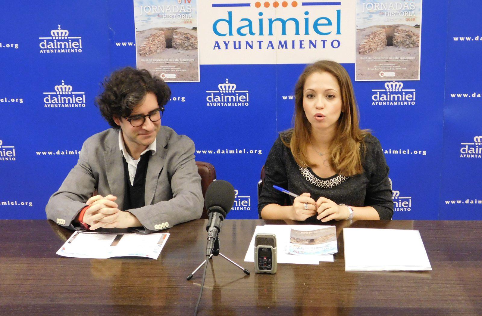 El 3 de noviembre comienzan las IV Jornadas de Historia de Daimiel
