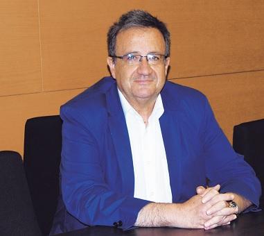 Juan José Rubio. Economista y ex director del Instituto de Estudios Fiscales