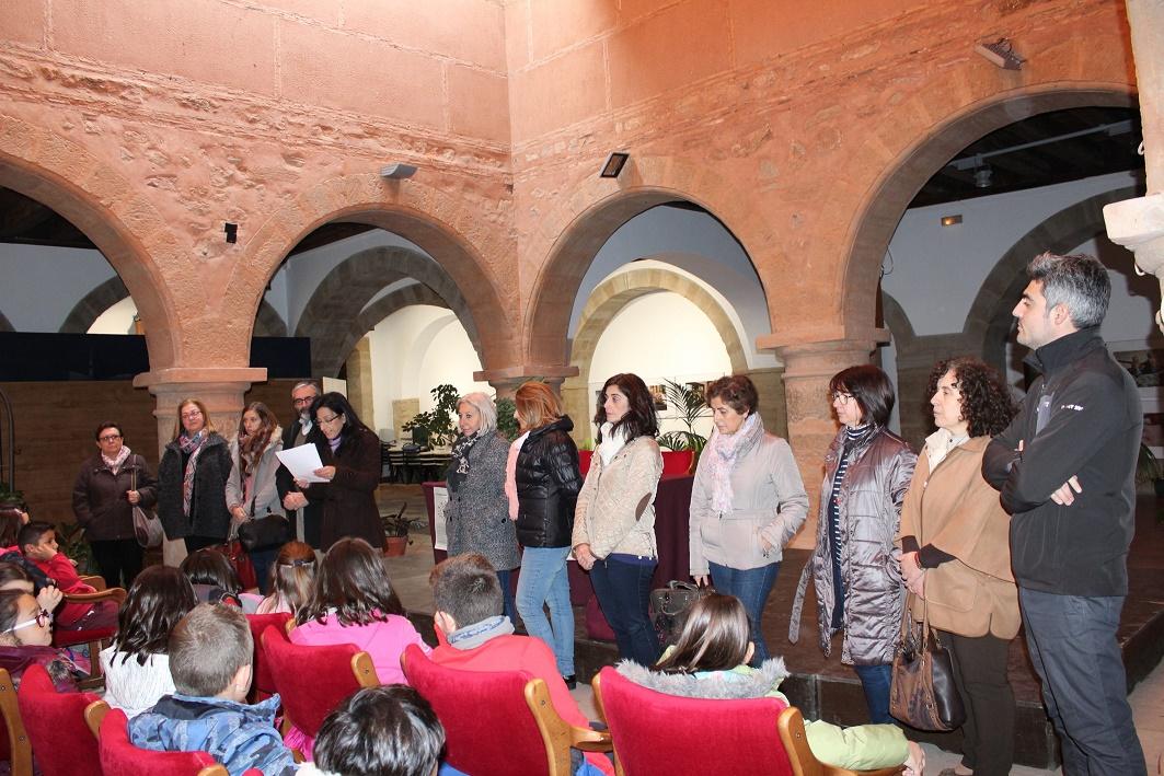 Actividades en Villanueva de los Infantes para conmemorar el Día contra la Violencia de Género