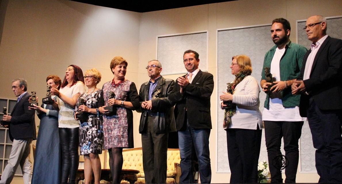 Comedia y drama, epílogo a la V Muestra de Teatro 'Campo de Montiel' en La Solana