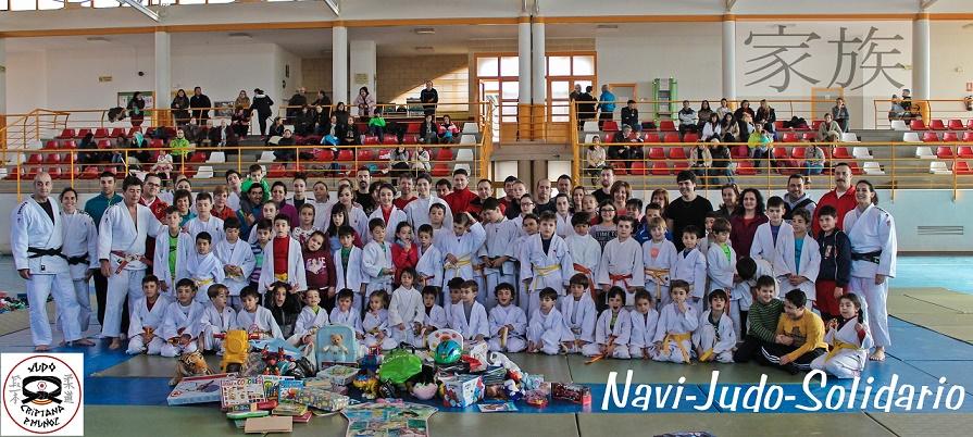 Pedro Muñoz acogerá el próximo día 3 la II edición del Navi-Judo Solidario