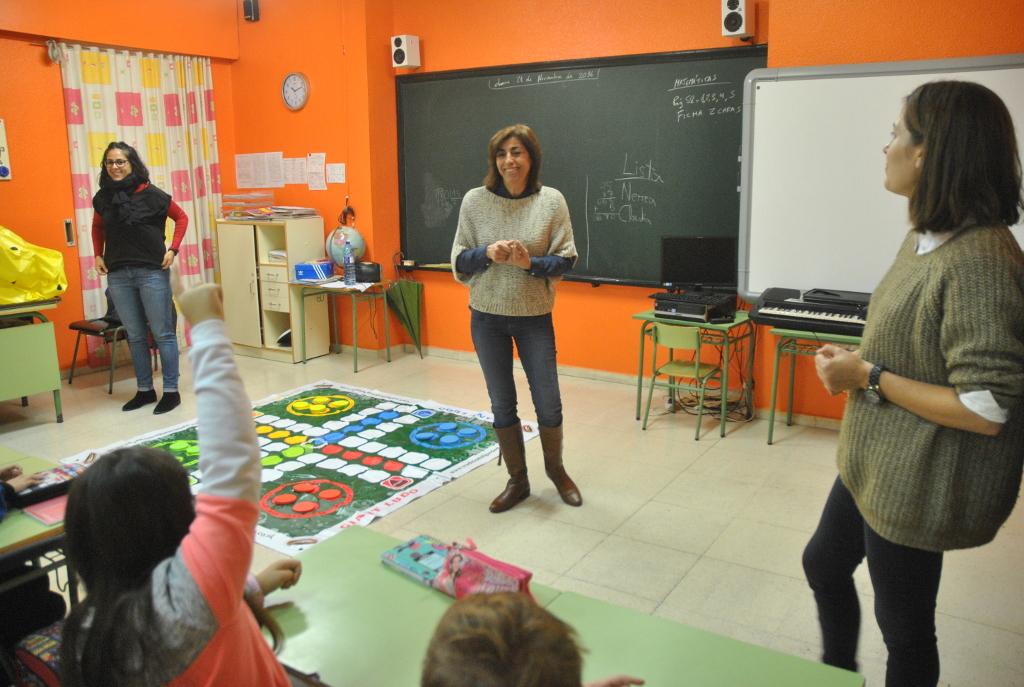 Debate en Tomelloso sobre discapacidad en torno al tradicional juego del parchís