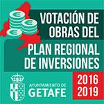 Los vecinos y vecinas de Getafe eligieron sus preferencias para el Plan Regional de Inversiones