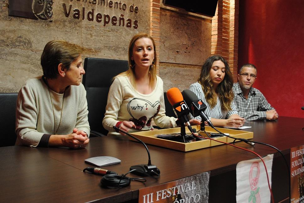 El III Festival de Folclore Solidario de Fermento se celebrará este sábado a beneficio de ROSAE