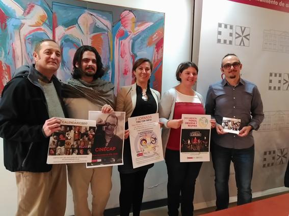 Presentada en Alcázar la II Semana de la Discapacidad con una amplia variedad de actividades