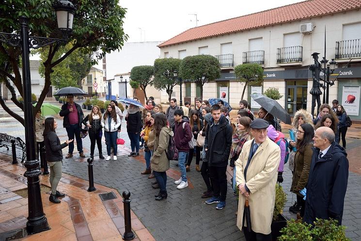 El 'Quijote' y el 'Persiles' frente a frente en Argamasilla de Alba