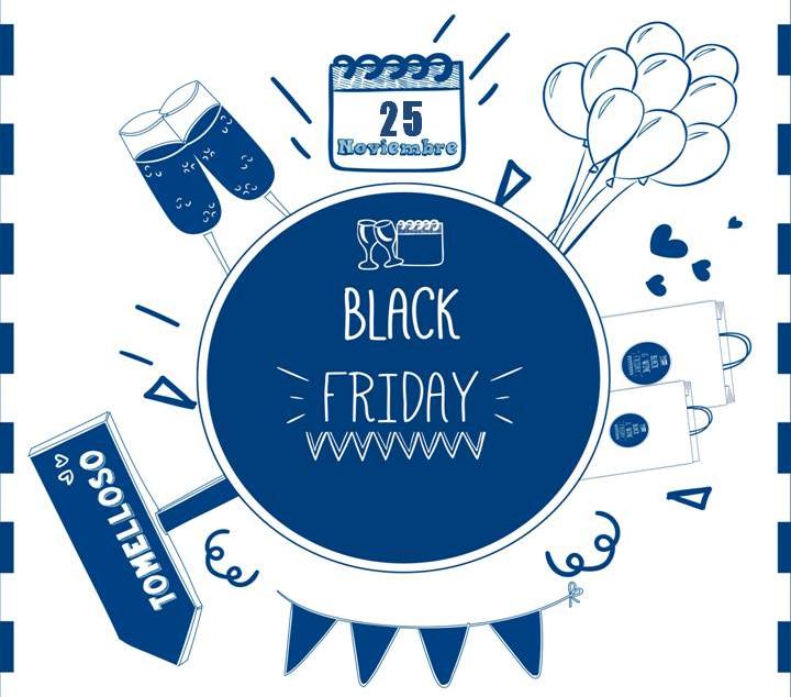 """El comercio de Tomelloso celebrará este viernes su """"Black Friday"""""""