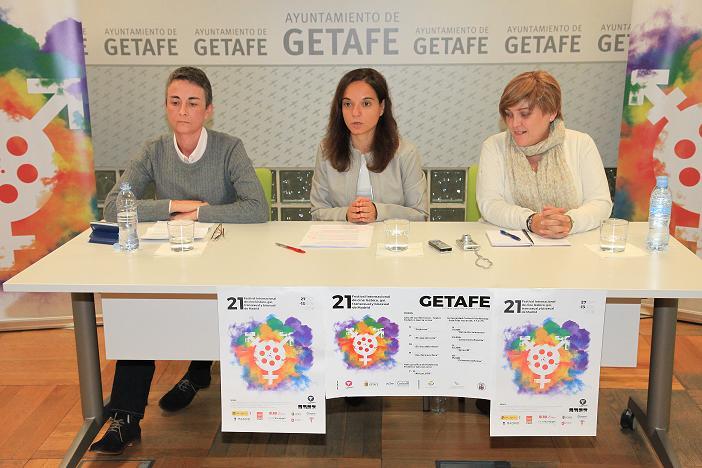 Getafe se convierte en sede de » LESGAICINEMAD «