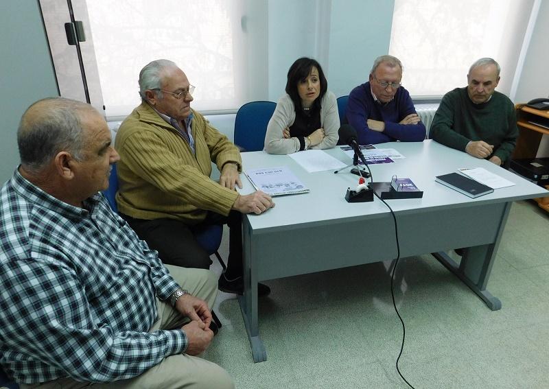 El Centro de Mayores de Daimiel empieza a celebrar la Navidad con su cuento intergeneracional