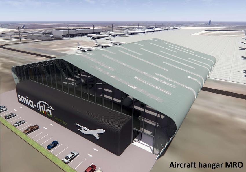 CRIA y HLA unen fuerzas para iniciar actividades de mantenimiento de aeronaves en Ciudad Real