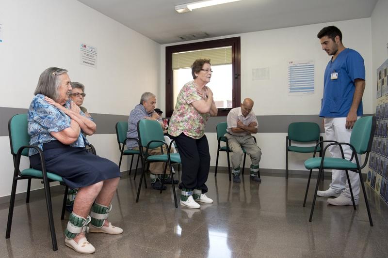 El Hospital de Getafe y el Ramón y Cajal estudian cómo mejorar la calidad de vida de las personas mayores