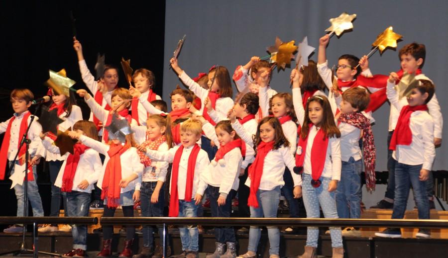 La Escuela de Música y Danza de La Solana exhibe su talento por Navidad
