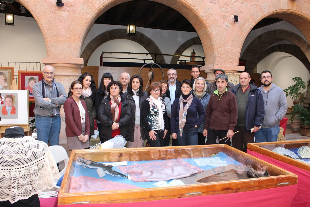 ArteSano visibiliza un año más el sector de la artesanía en Villanueva de los Infantes