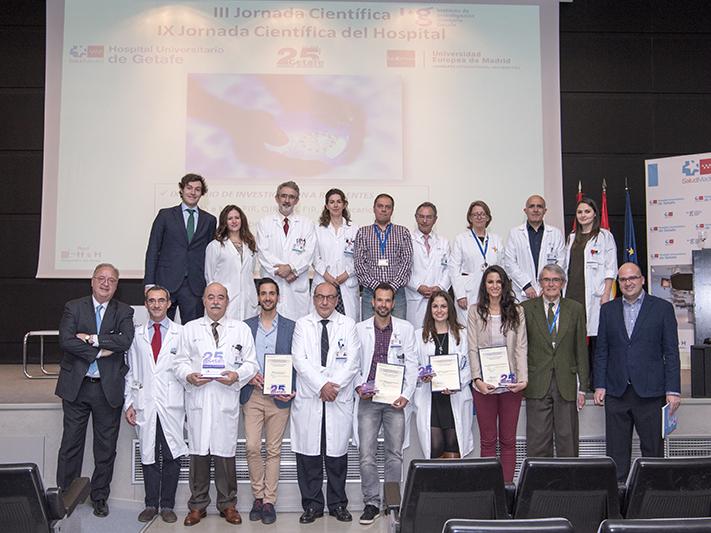 El Hospital Universitario de Getafe coordina proyectos europeos de investigación por valor de 25 millones de euros