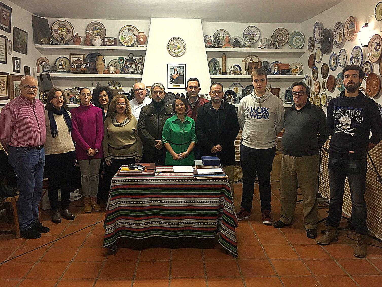 """Cambio de ciclo en la """"Agrupación de Música y Danza Manuel de Falla"""" de Manzanares"""