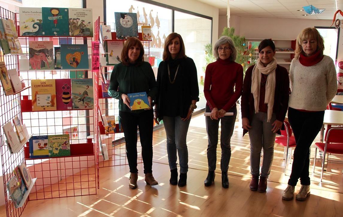 La Biblioteca de La Solana acoge la Maleta Viajera dirigida al público infantil