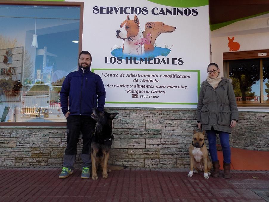 Visita 'Los Humedales' en Pedro Muñoz con los mejores especialistas de la conducta y la obediencia canina y todo lo demás para el bienestar de tu mascota