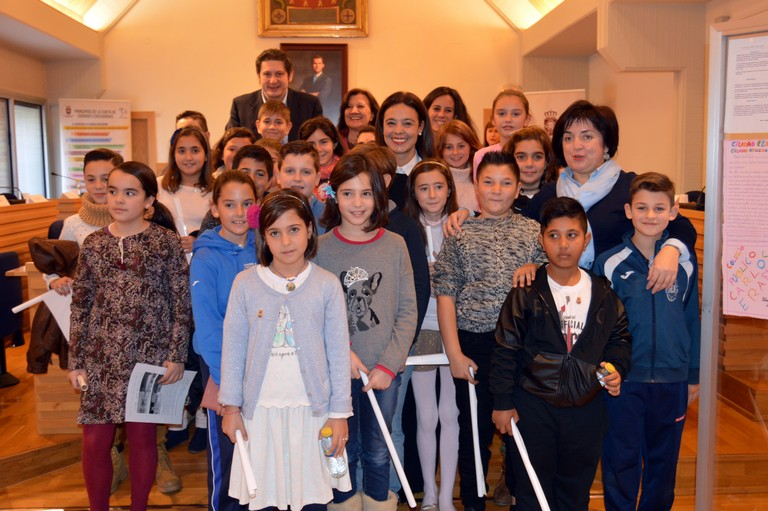 Ciudad Real celebra el Día Internacional de las Ciudades Educadoras con un Pleno Escolar