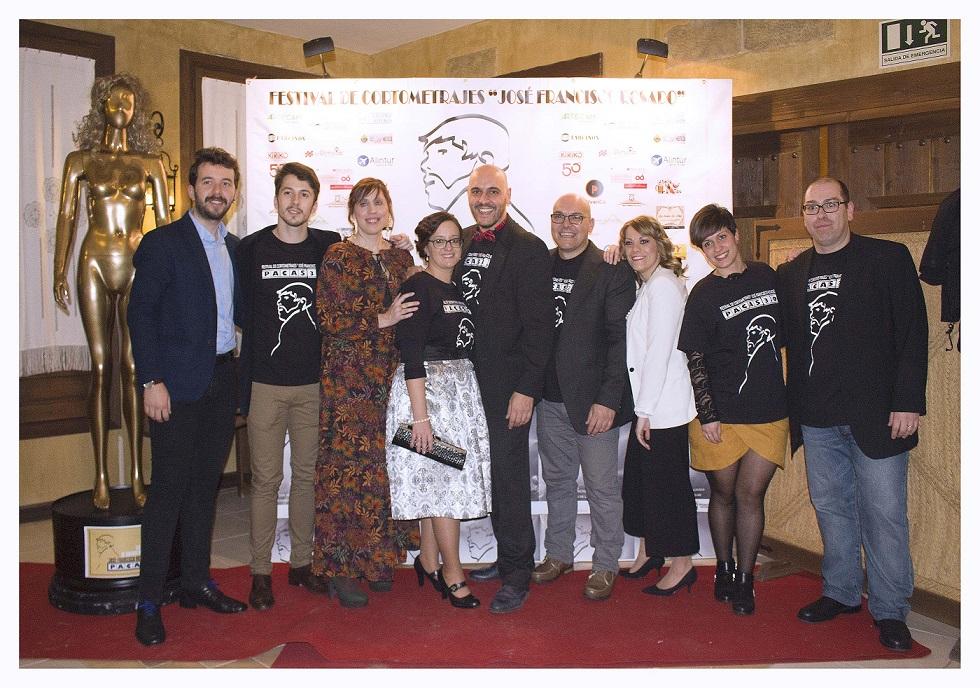 El Festival de Cortos Pacas 4.0 supera todas las expectativas con 3.400 trabajos presentados de 70 países
